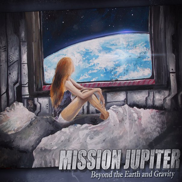 Mission Jupiter - The Dawn @ 'Beyond the Earth and Gravity' album (Alternative Rock)
