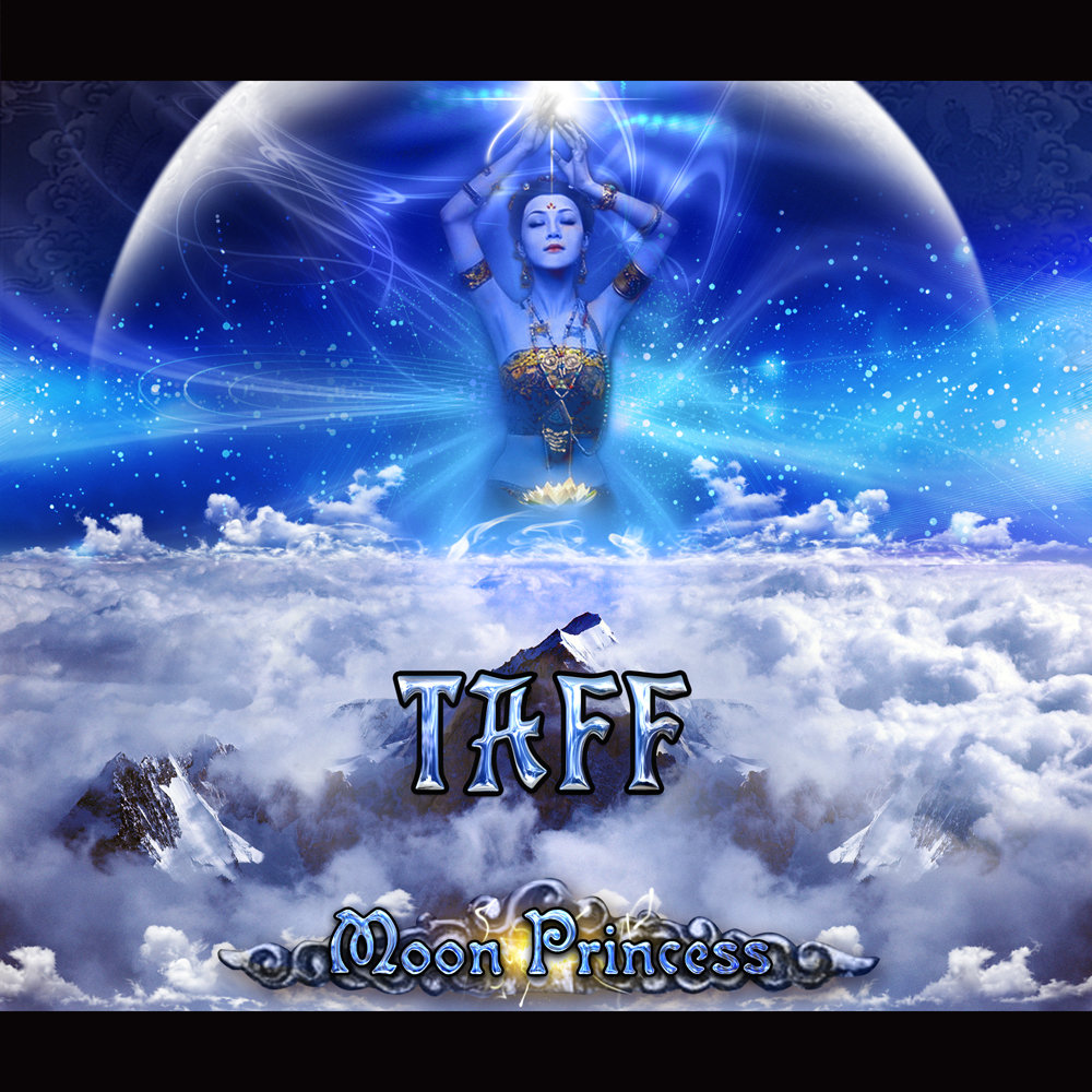 Taff - Through Time @ 'Moon Princess' album (altar records, chronos)