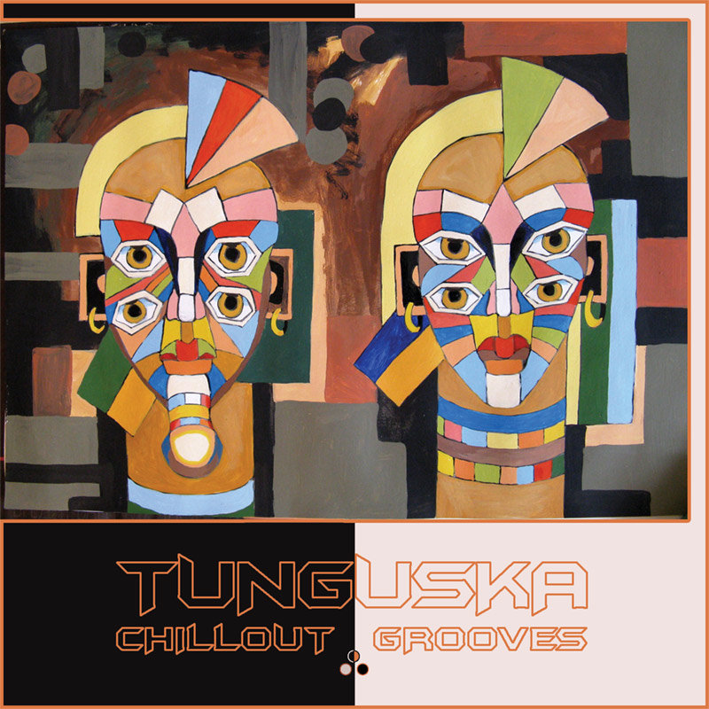 Bigfoot - Old Diesel @ 'Tunguska Chillout Grooves - Volume 3' album (electronic, ambient)