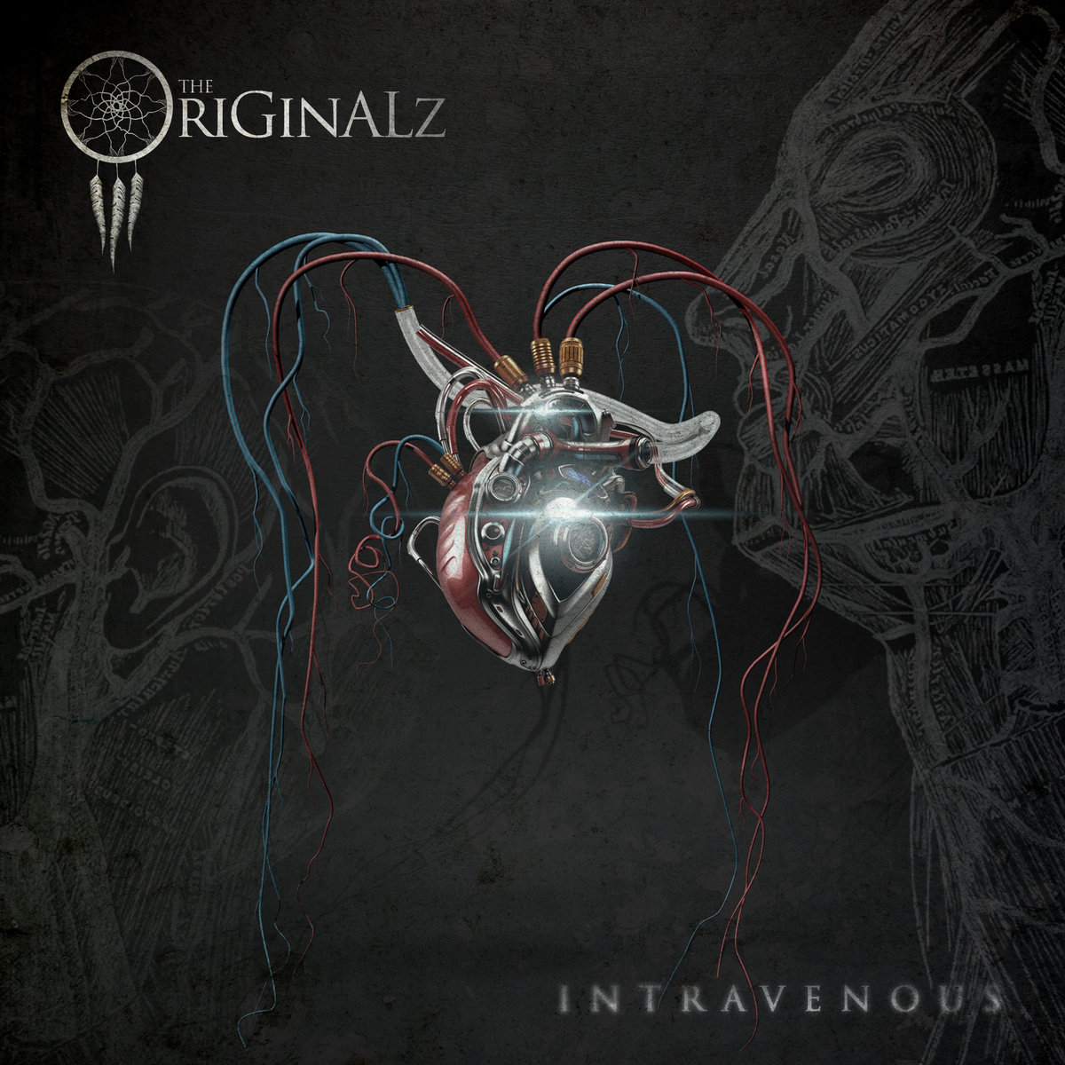 The OriGinALz feat. Knight Riderz - West Side Comin' Thru @ 'Intravenous' album (Austin)