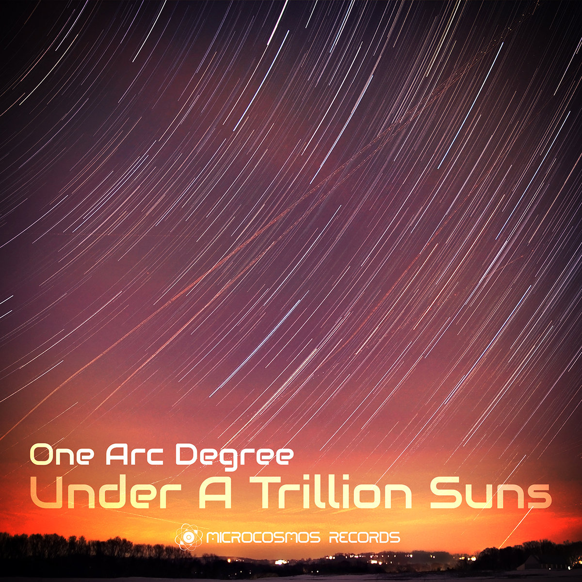 One Arc Degree - Under A Trillion Suns (artwork)