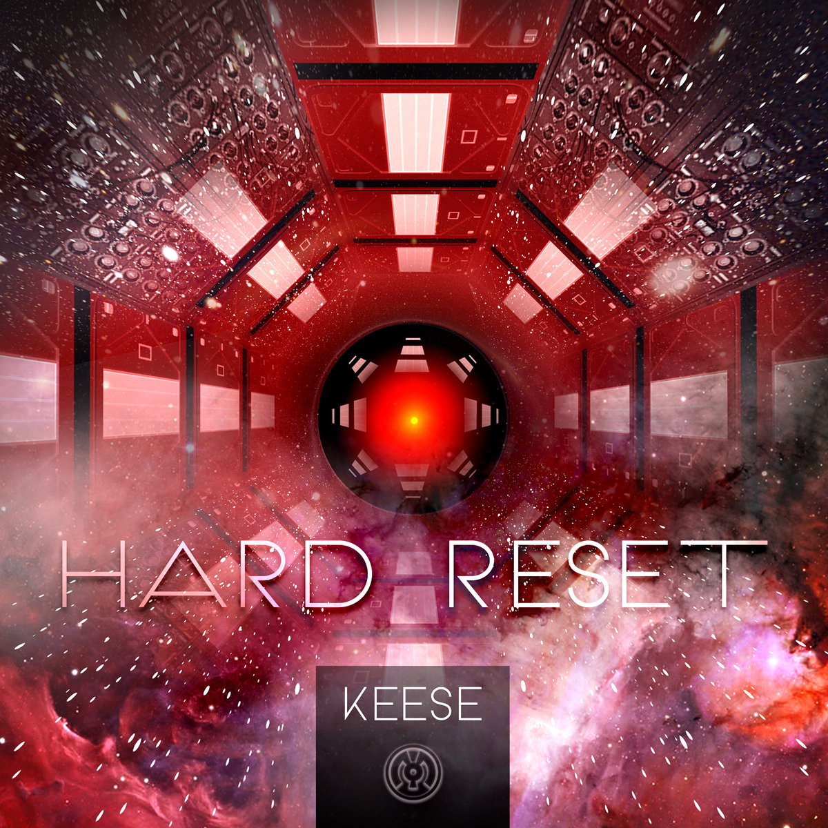 Keese - Shadow People @ 'Hard Reset' album (electronic, dubstep)