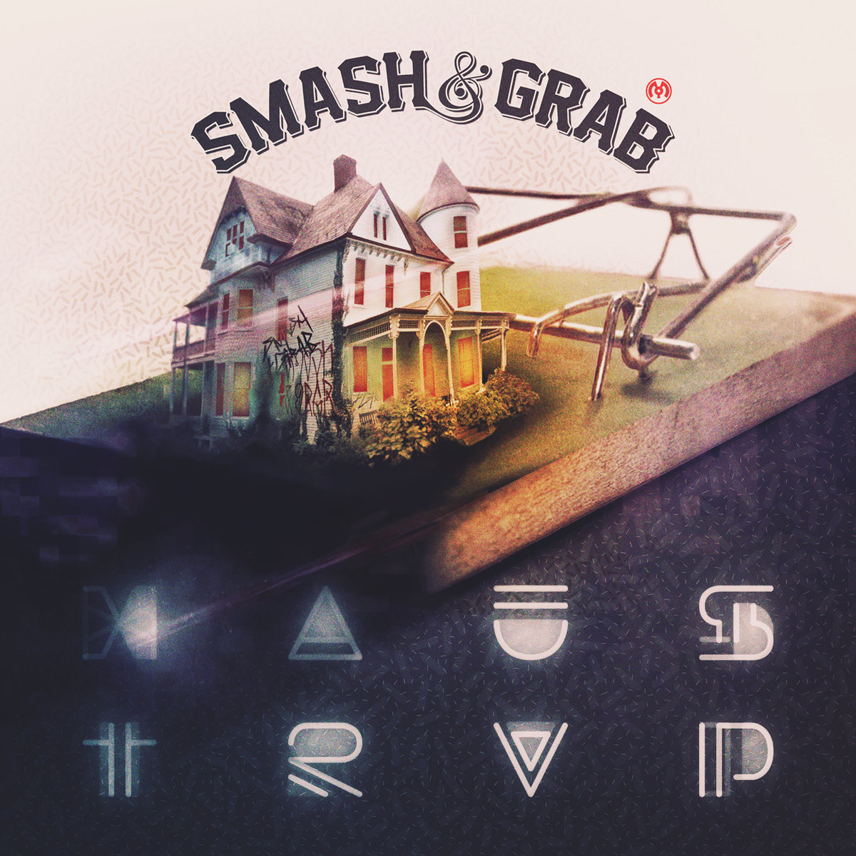 Smash & Grab - Sugar Gobblin @ 'HAUS TRVP' album (electronic, house)