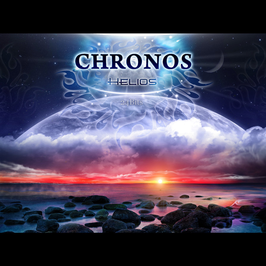 Chronos - Moon Through A Lense @ 'Helios' album (electronic, ambient)