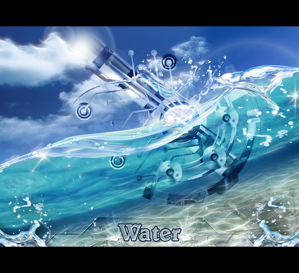 Compiled by DJ Zen - Water