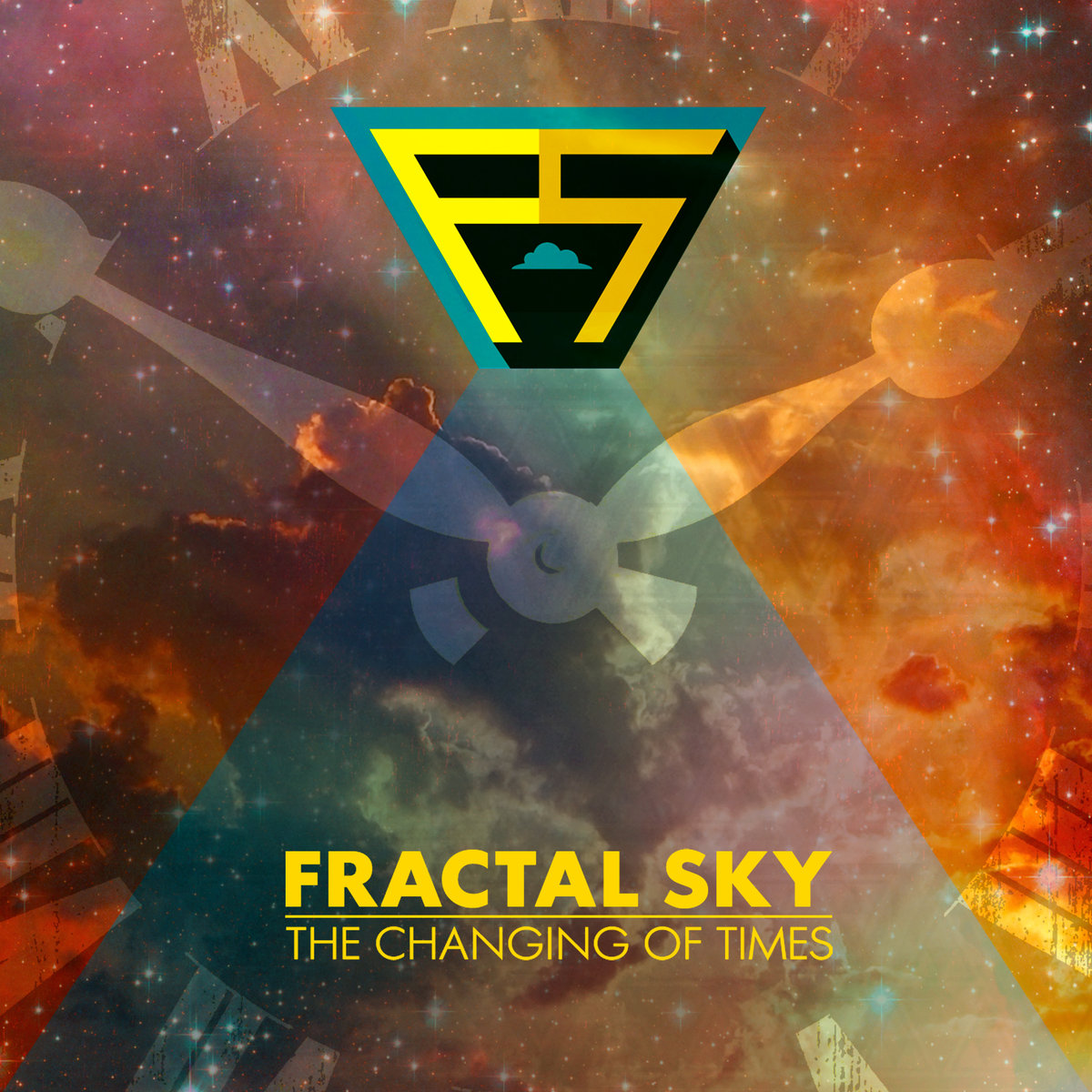 Fractal Sky - TenCityLove @ 'The Changing of Times' album (electro, hip hop)