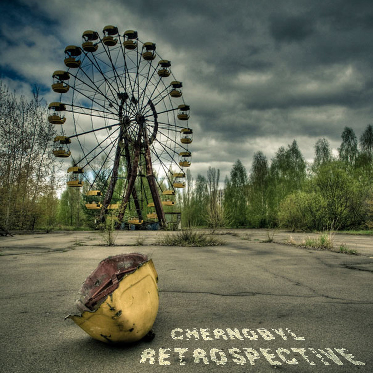 Skysonic Destiny - Radioactive Сlouds @ 'Various Artists - Chernobyl Retrospective' album (electronic, ambient)