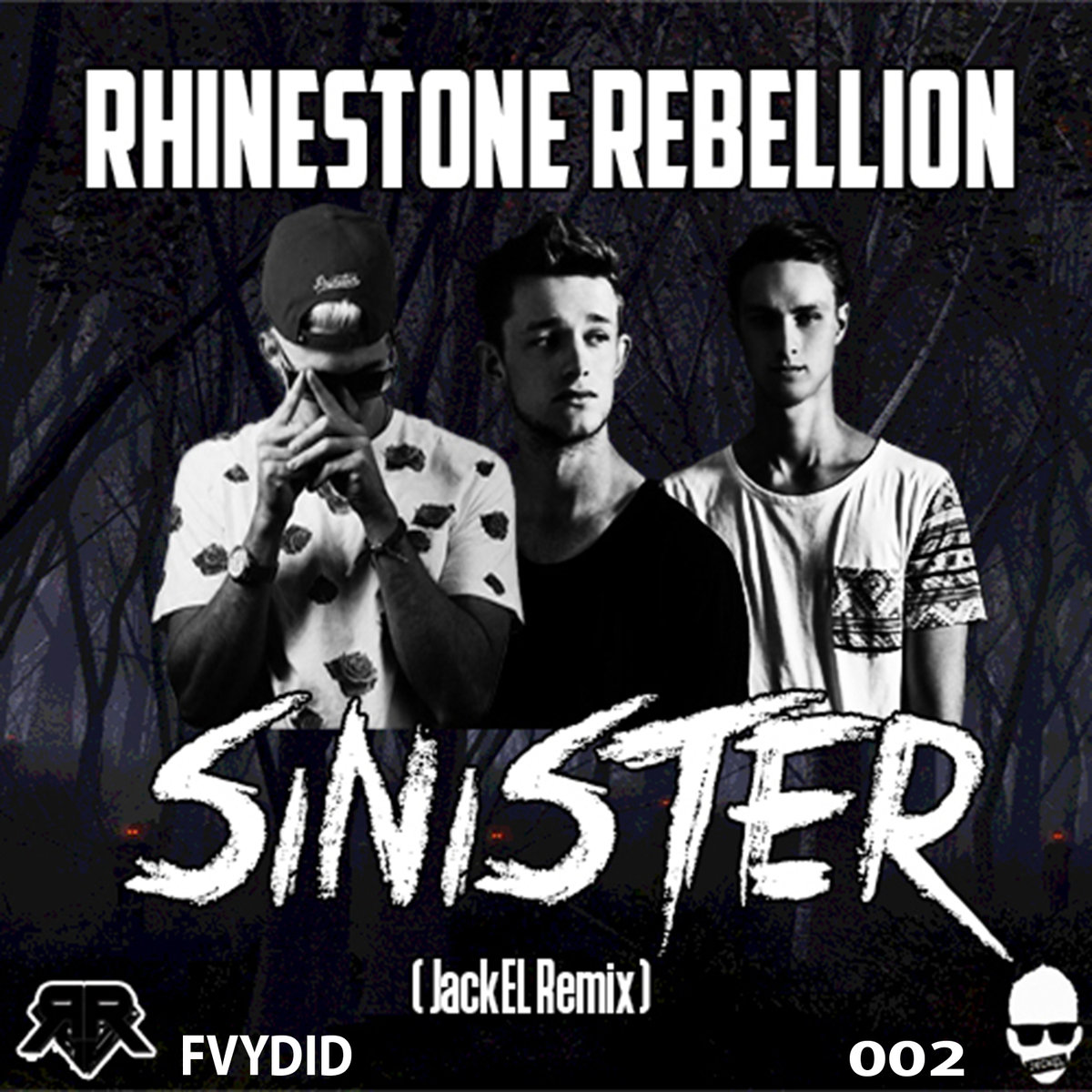 Rhinestone Rebellion - Sinister (JackEL Remix) (dance, edm)