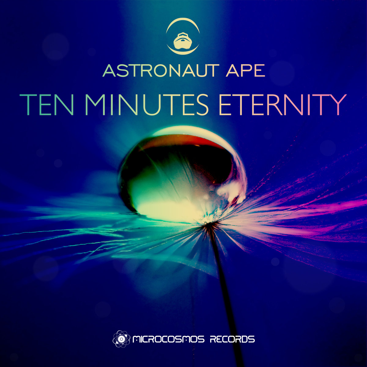 Astronaut Ape - Starfall @ 'Ten Minutes Eternity' album (ambient, chill-out)
