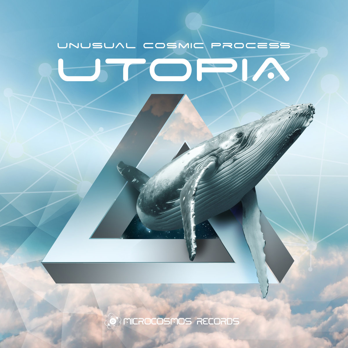 Unusual Cosmic Process - Last Night In Tokyo @ 'Utopia' album (ambient, chill-out)