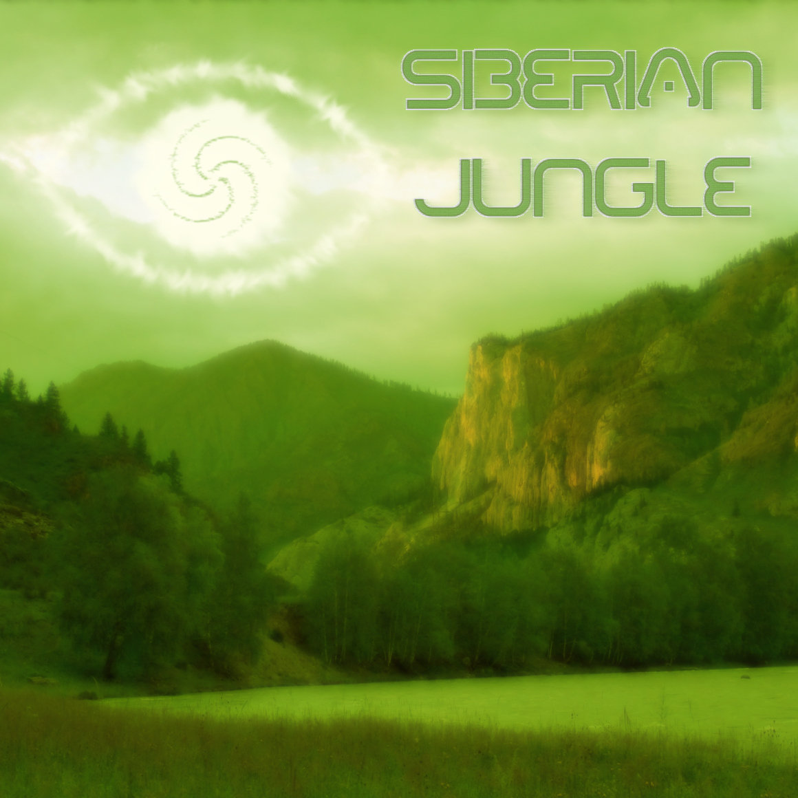 cj Ools - Sleeping Pills @ 'Siberian Jungle - Volume 4' album (electronic, liquid funk)