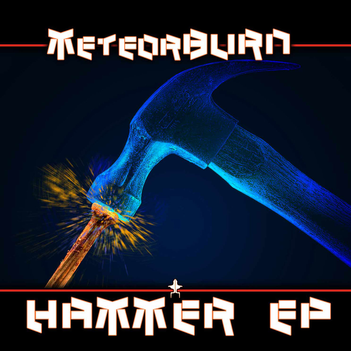 Meteor Burn - Hammer (artwork)