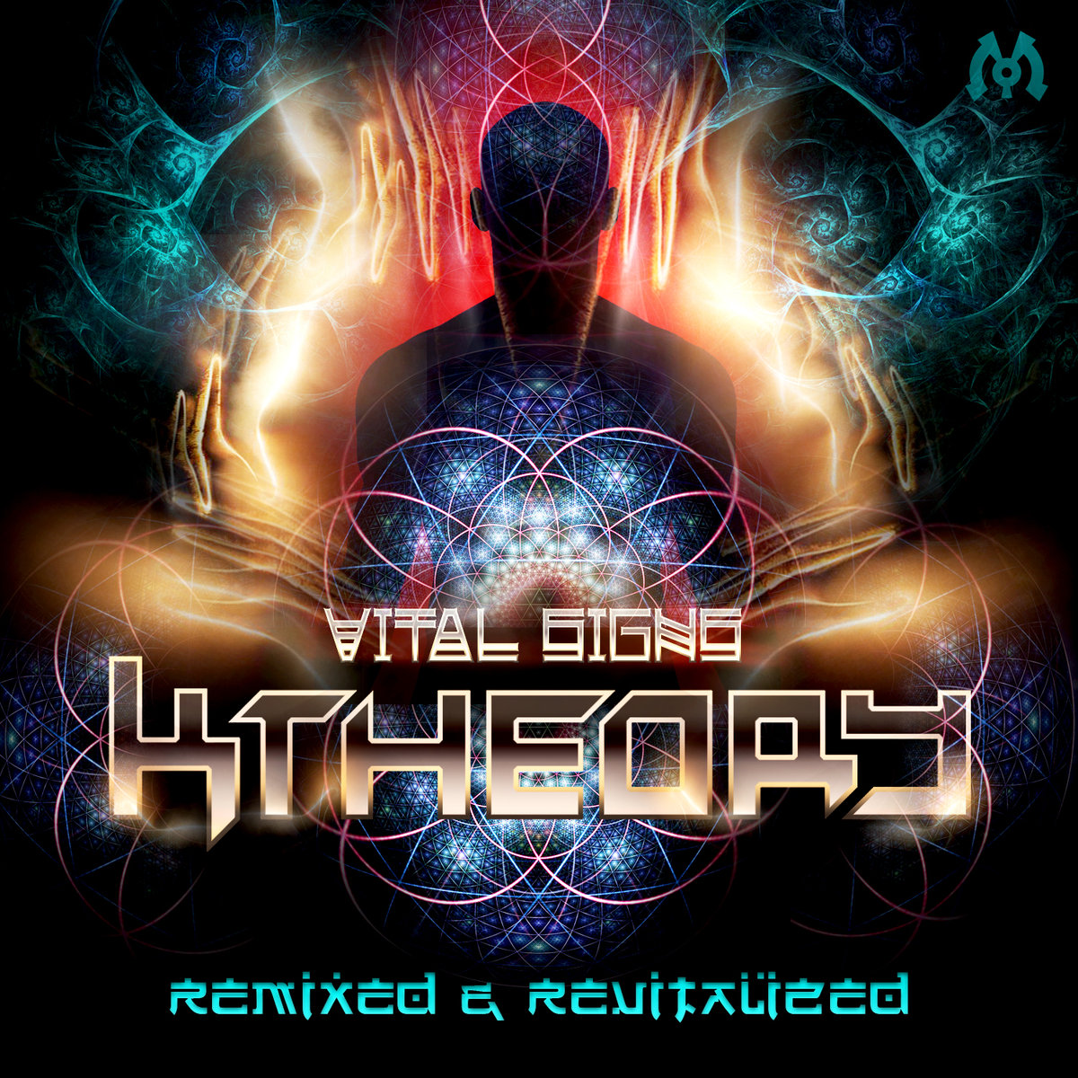 K Theory - Inception (The Widdler Remix) @ 'Vital Signs: Remixed and Revitalized' album (electronic, dubstep)