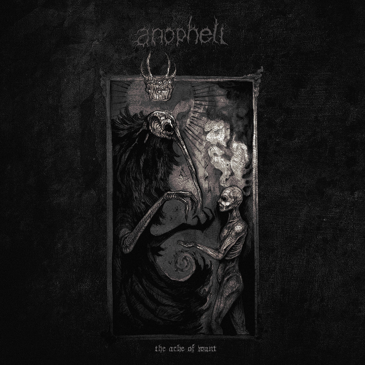 Anopheli - Squanderer @ 'The Ache Of Want' album (metal, cello)