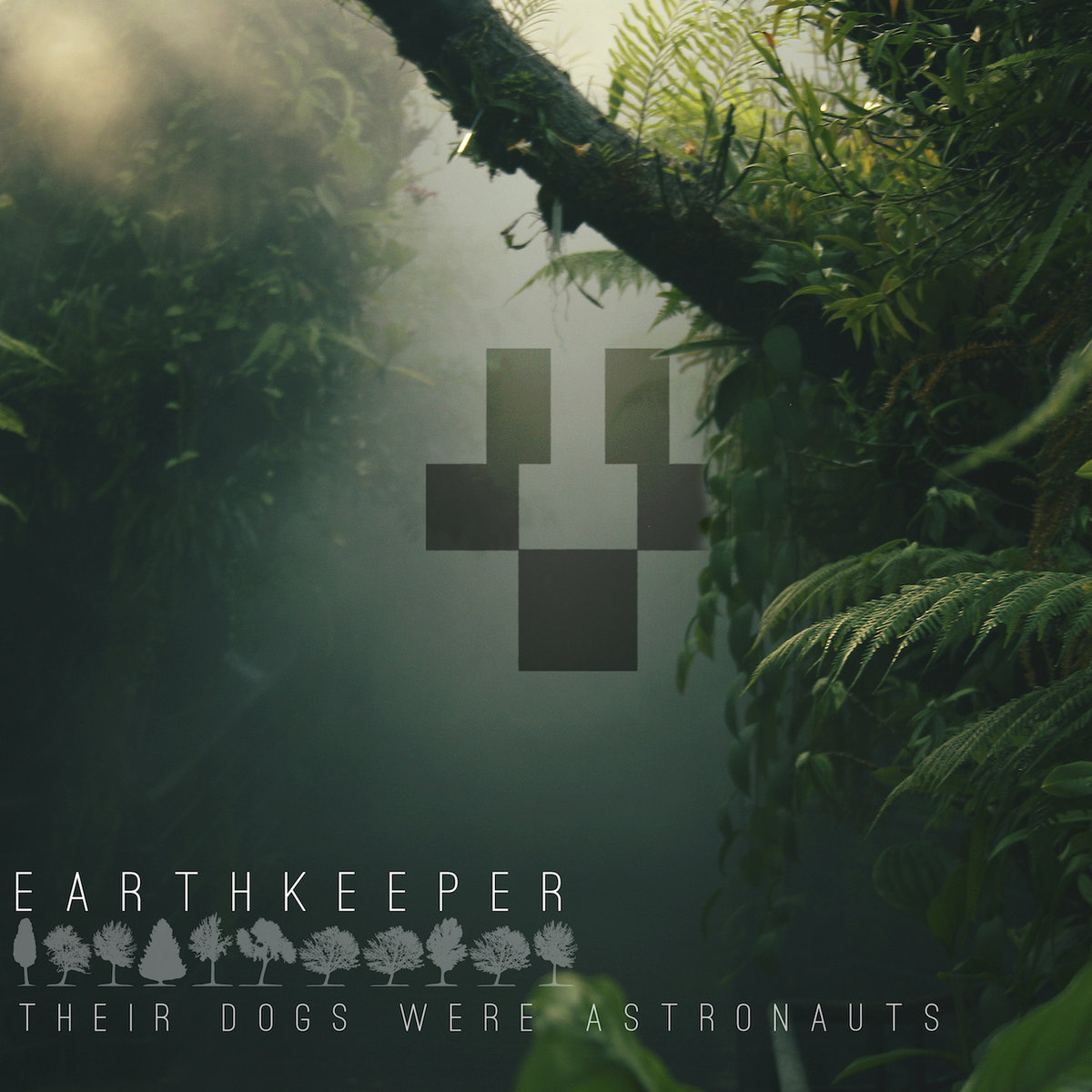 Their Dogs Were Astronauts - Yesterday's Tomorrow @ 'Earthkeeper' album (instrumental metal, metal)