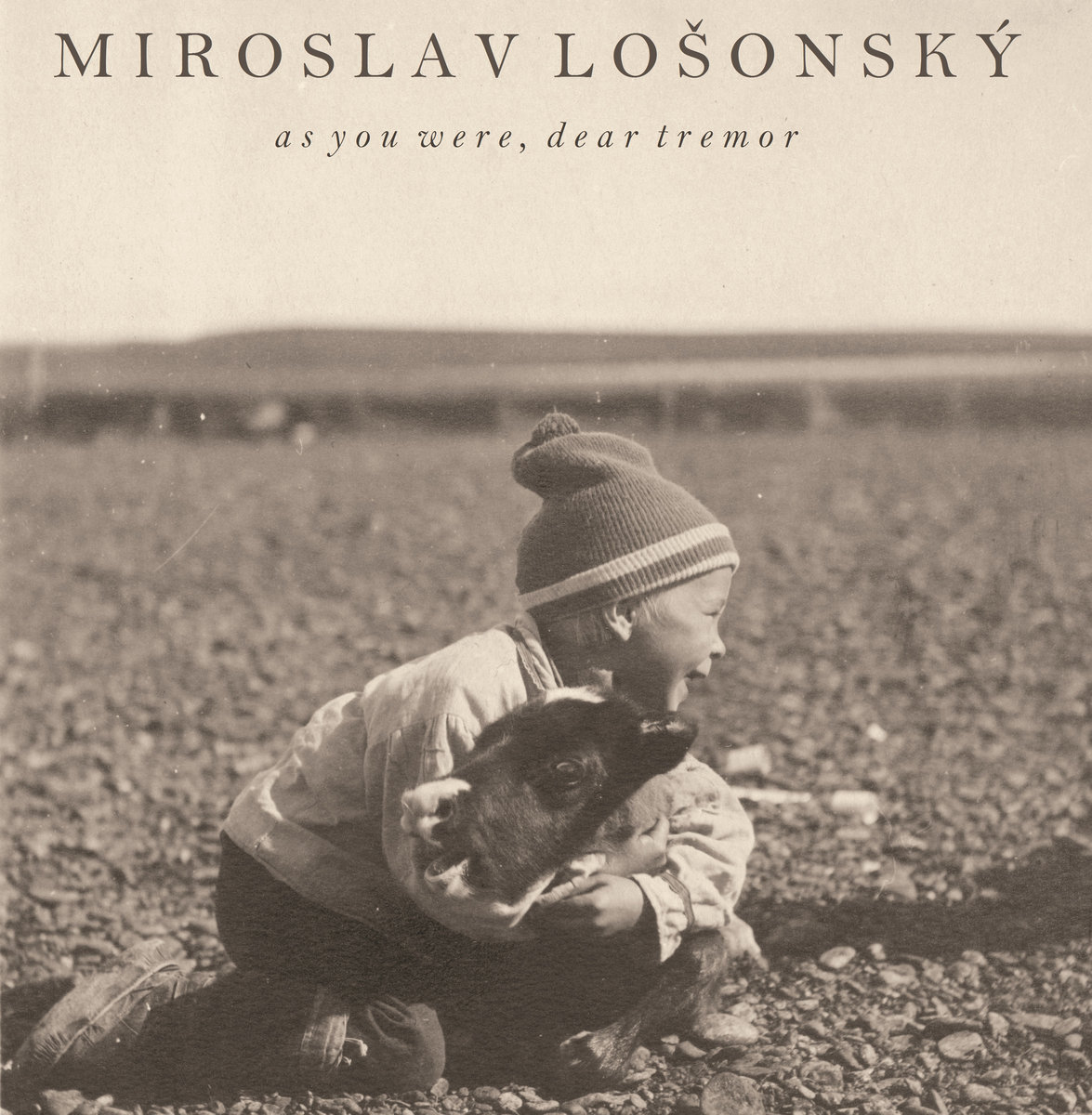 Miroslav Losonsky - As You Were, Dear Tremor (artwork)