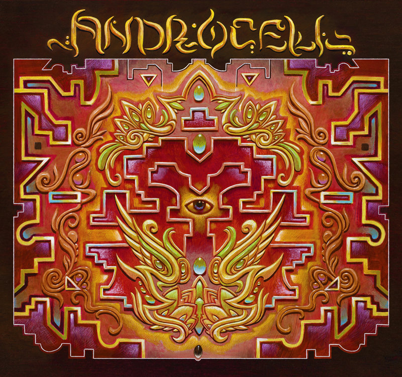 Androcell - Trodding Valleys @ 'Imbue' album (androcell altar, androcell cd)