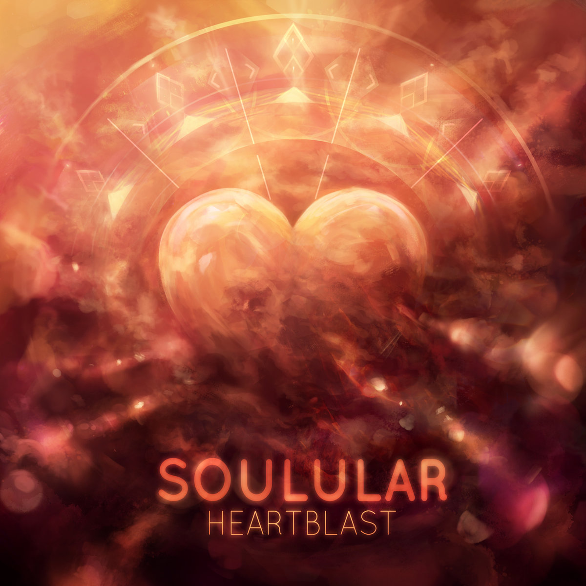 Soulular - Internal Galaxies @ 'Heartblast' album (Austin)