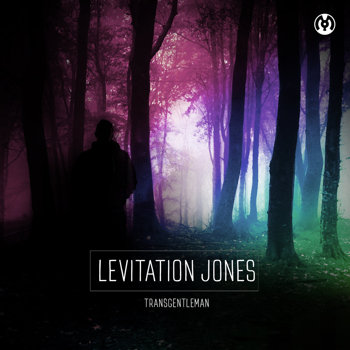 Levitation Jones - Moon Man @ 'Transgentleman' album (electronic, dubstep)
