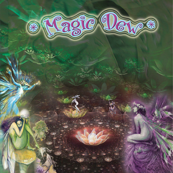 OmegaHertz - Fantapsy Trip @ 'Various Artists - Magic Dew' album (ambient, electronic)