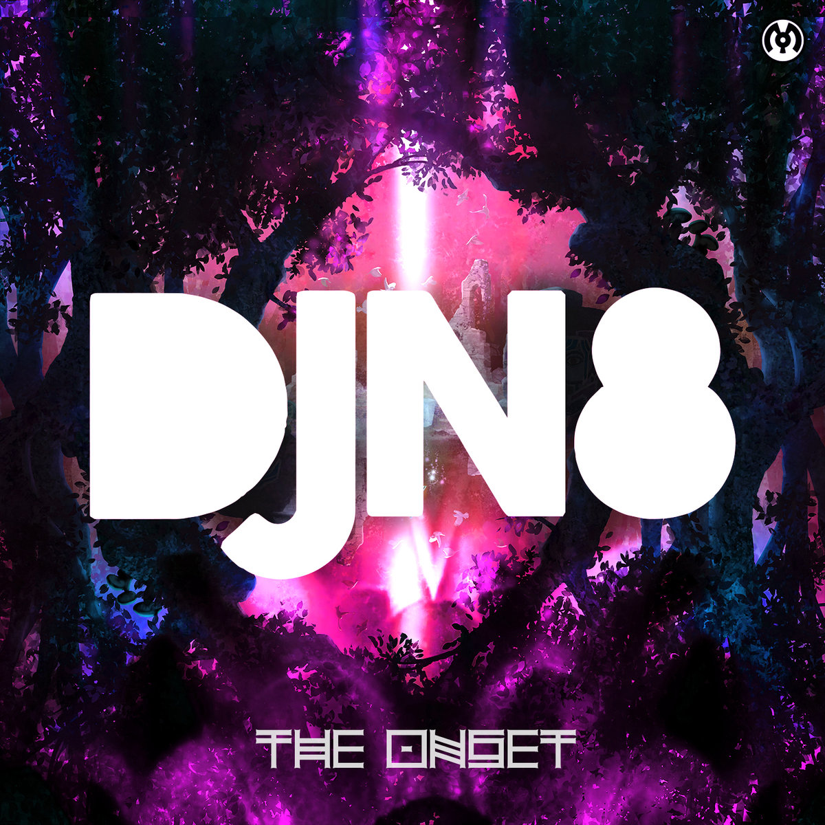 DJN8 - Mars Man @ 'The Onset' album (electronic, dubstep)
