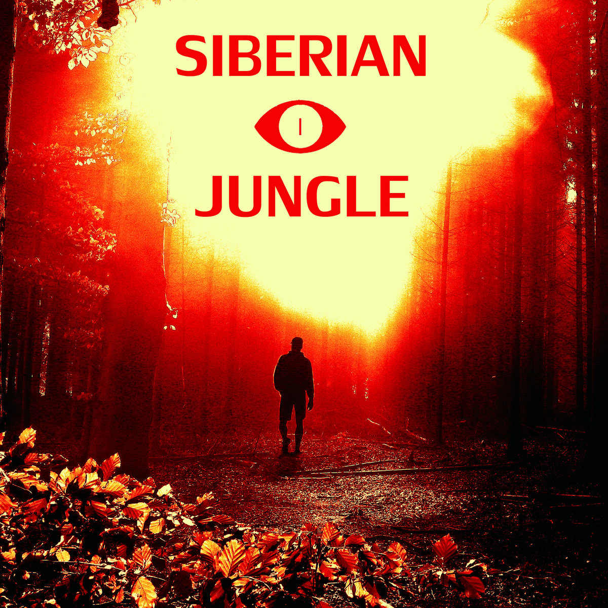 Vospi - Lonely Pretender @ 'Siberian Jungle - Volume 1' album (atmospheric drum'n'bass, electronic)