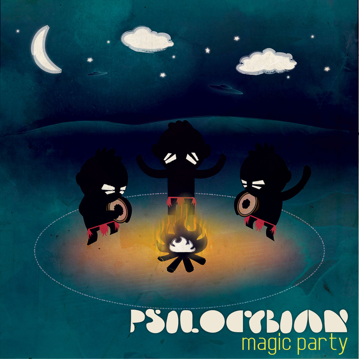 Psilocybian - Magic Party