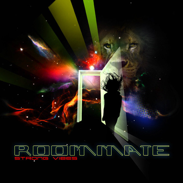 Roommate - Strong Vibes (Skulltrane Remix) @ 'Strong Vibes' album (electronic, dubstep)