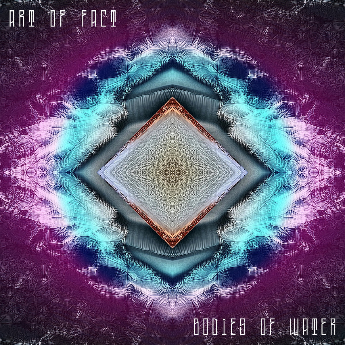 Art of Fact - Velvet Dew Drops @ 'Bodies of Water' album (electronic, dubstep)