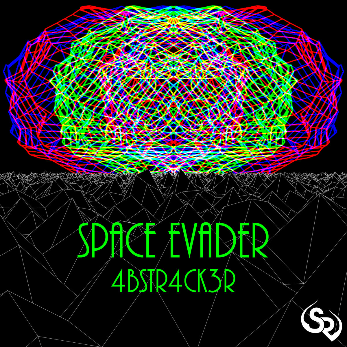 4bstr4ck3r - Don't Stop @ 'Space Evader' album (4bstr4ck3r, bass)