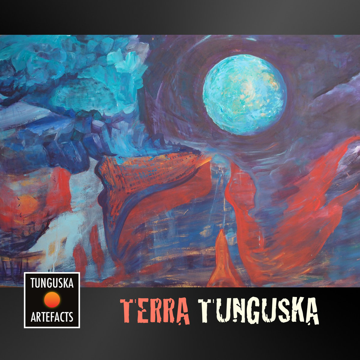 Eugeny Karpenko - Flying Over Greece @ 'Tunguska Artefacts - Terra Tunguska' album (electronic, ambient)