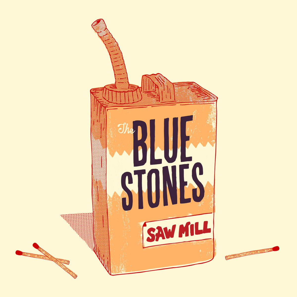 The Blue Stones - Saw Mill (alternative, blues)