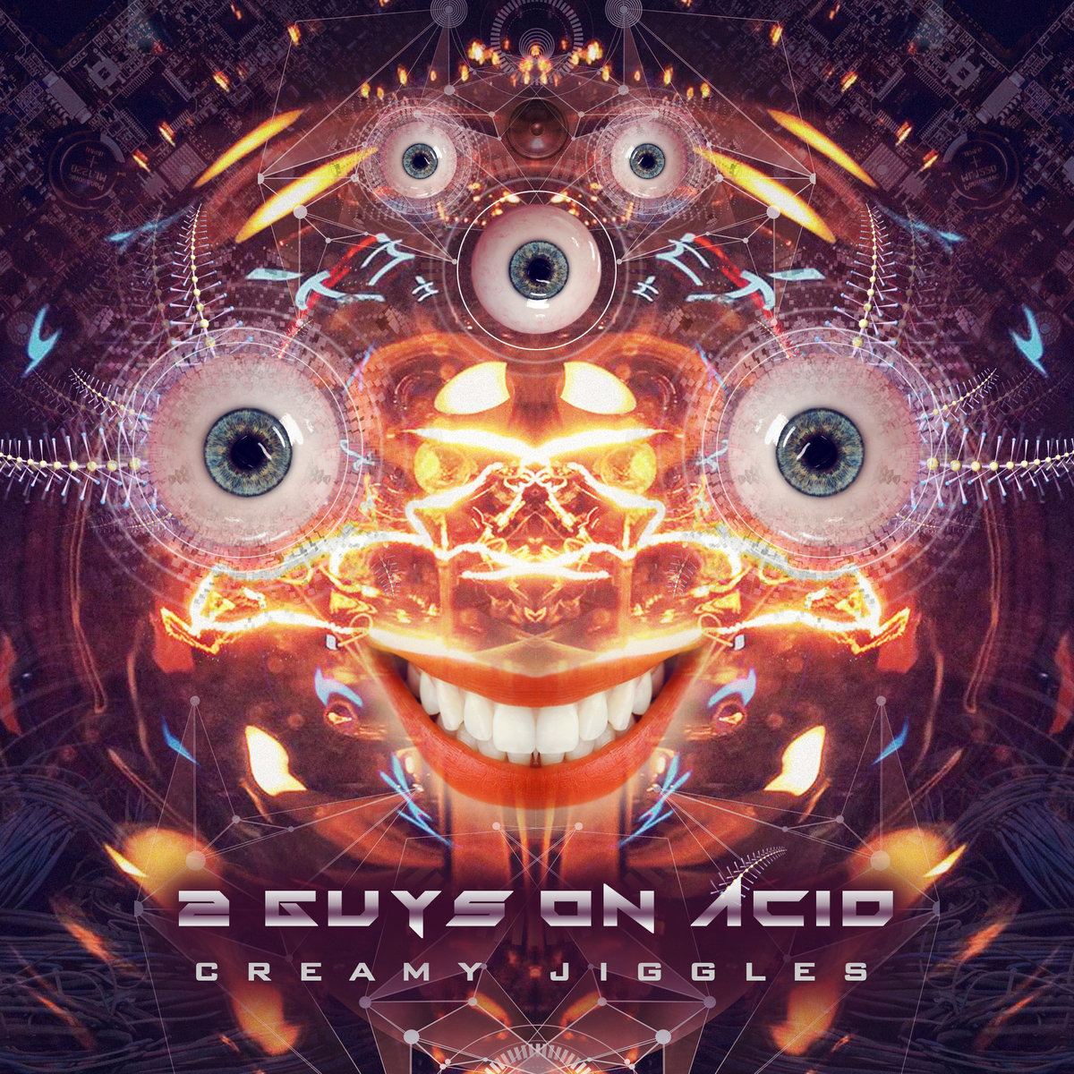 2 Guys on Acid - Creamy Jiggles