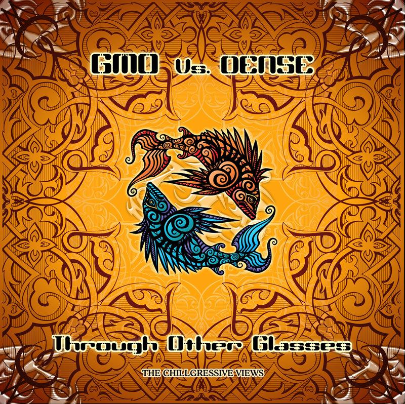 GMO vs. Dense - Feedback @ 'Through Other Glasses' album (electronic, gmo)