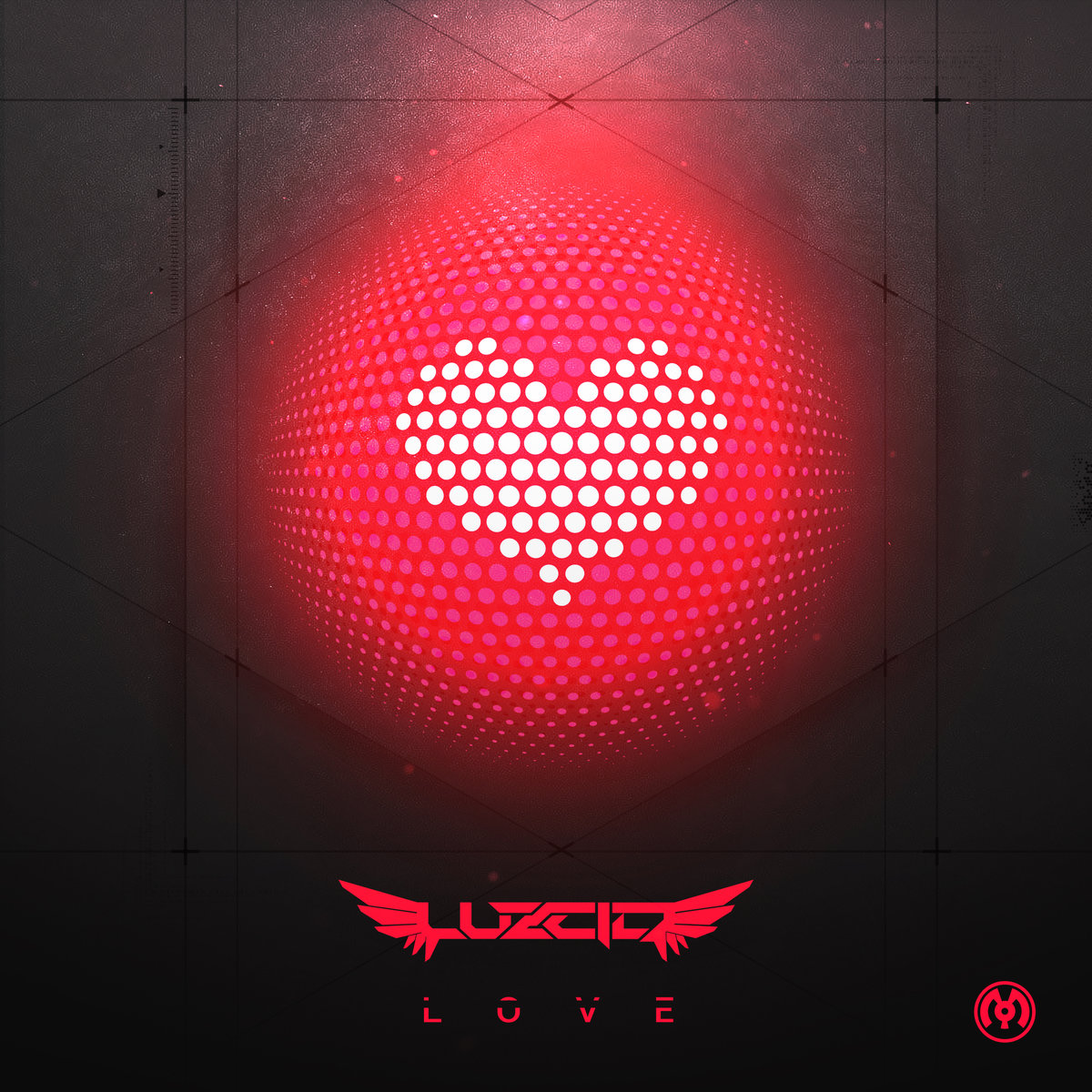 Luzcid - Love @ 'Love' album (electronic, dubstep)