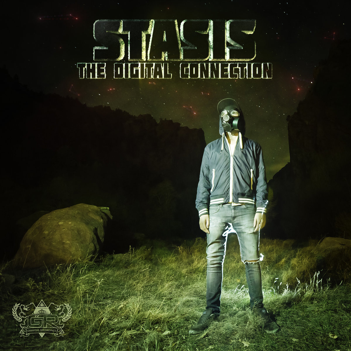 The Digital Connection - The Failsafe @ 'Stasis' album (colorado, dubstep)