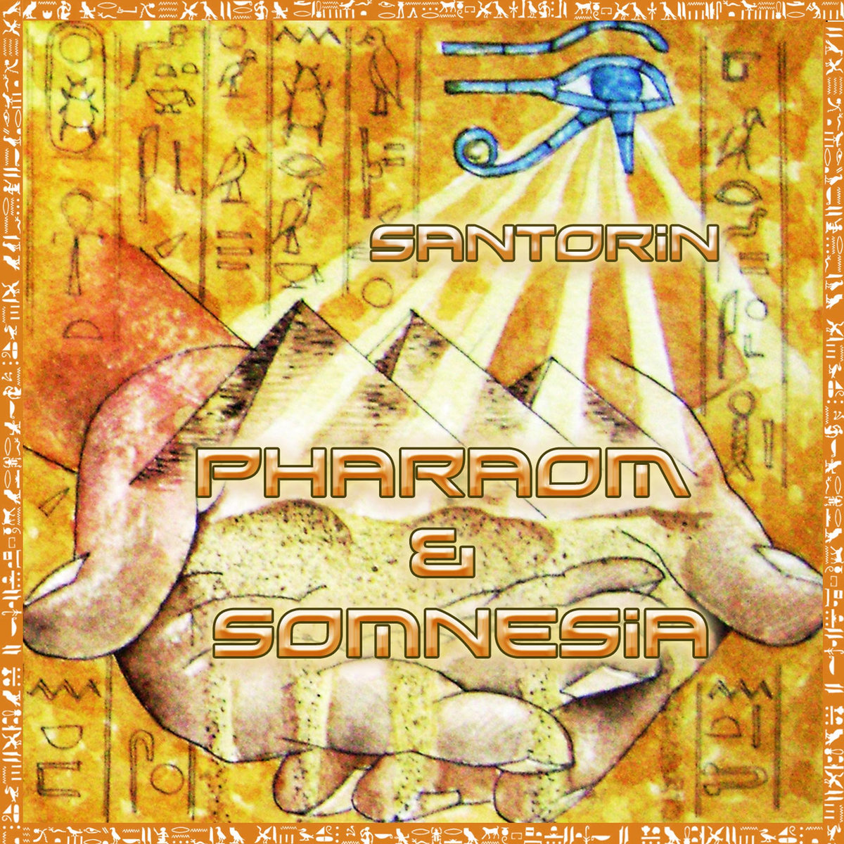 Somnesia & PharaOm - Santorin (artwork)