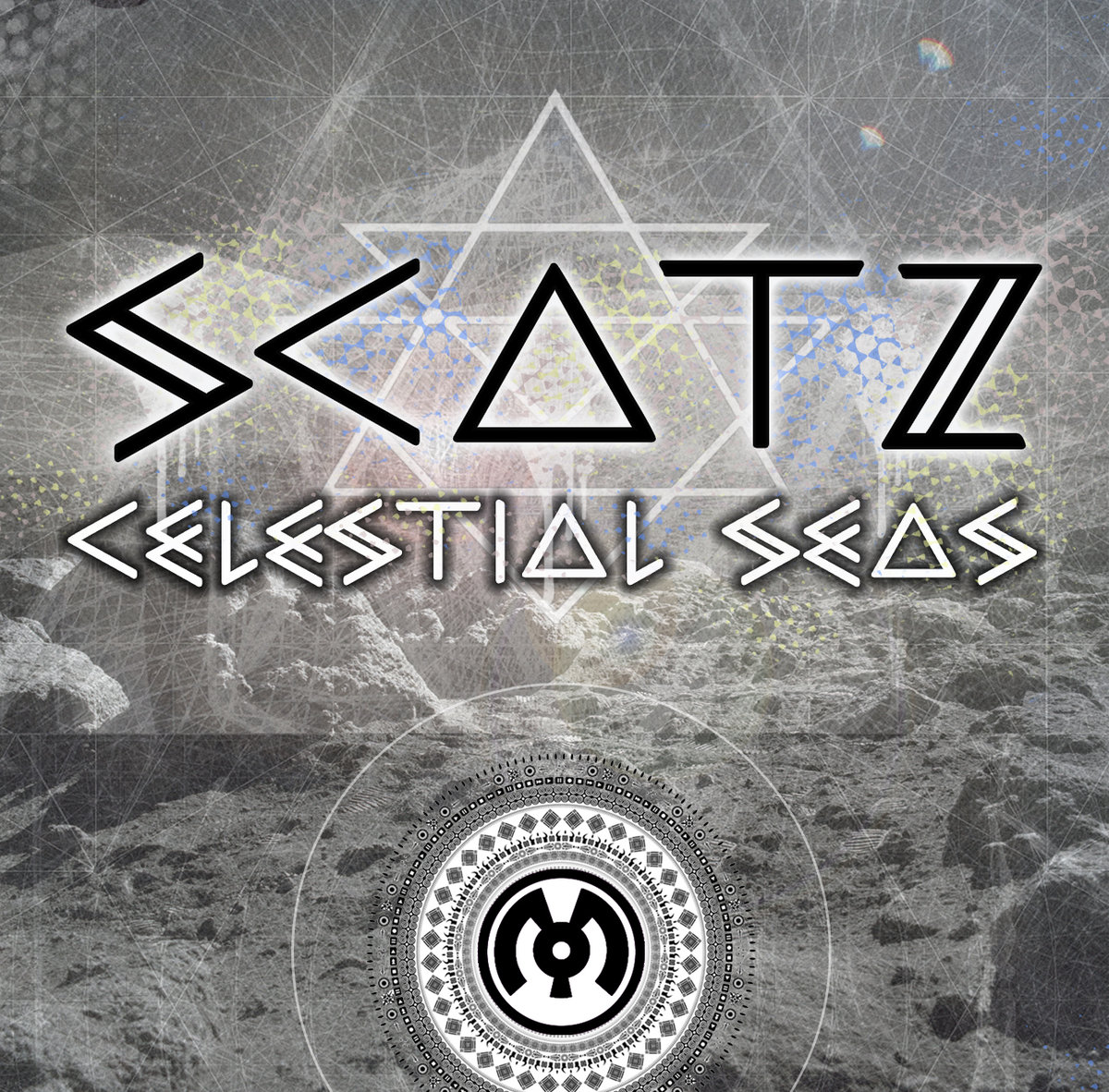 Scatz - Easy Orange @ 'Celestial Seas' album (electronic, dubstep)