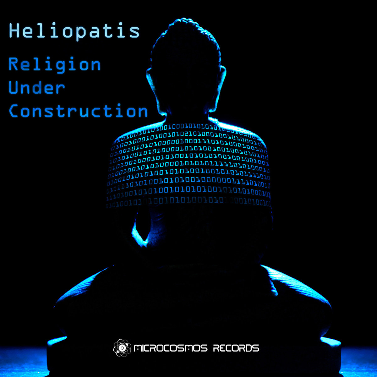 Heliopatis - Occult (God Is Love) @ 'Religion Under Construction' album (ambient, chill-out)