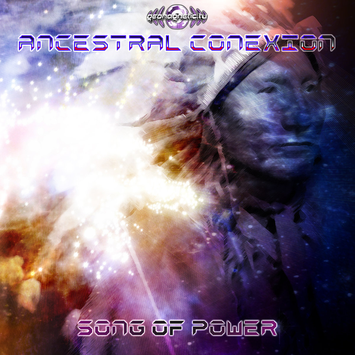 Ancestral Conexión - Prayer Power @ 'Song of Power' album (electronic, fullon)