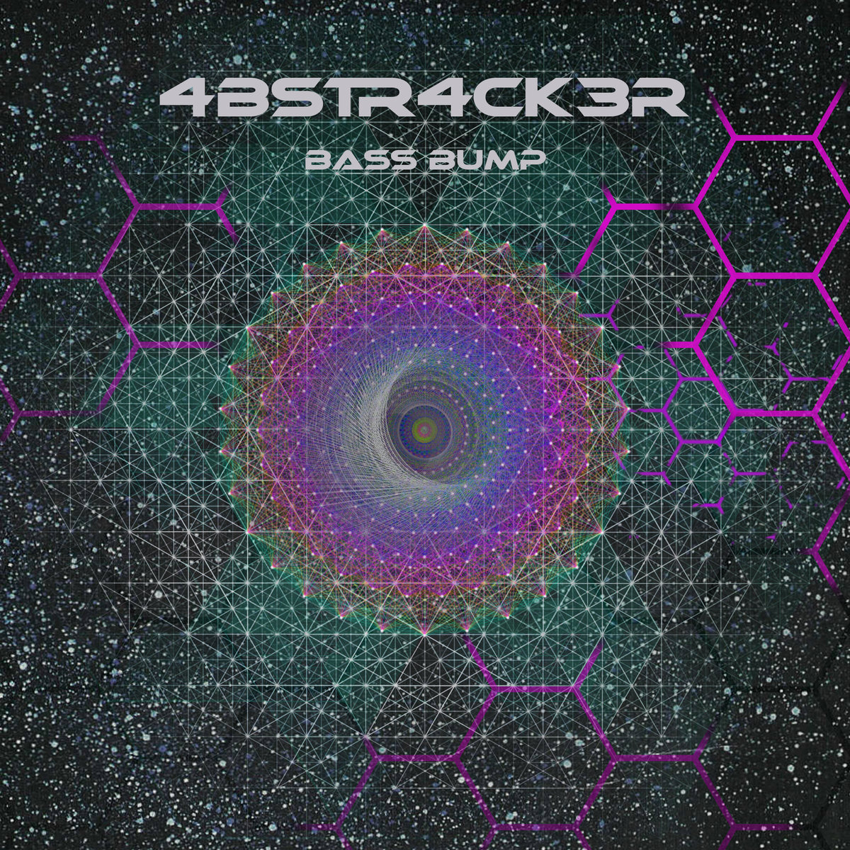 4bstr4ck3r - 6th Sens @ 'Bass Bump' album (bass, electronic)