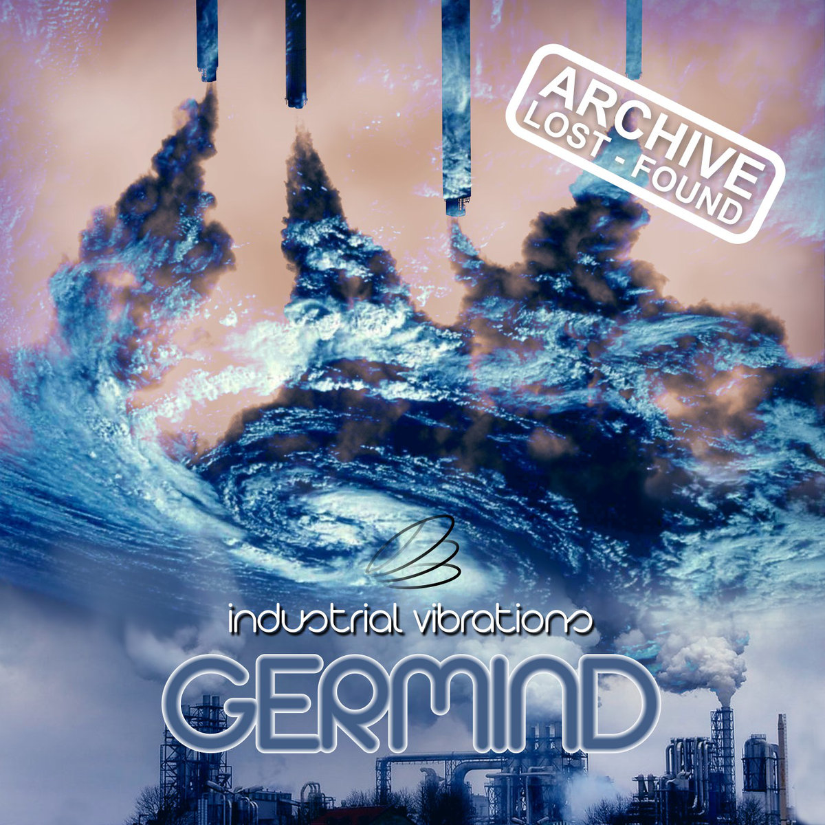 Germind - Industrial Vibrations @ 'Industrial Vibrations' album (ambient, chillout)