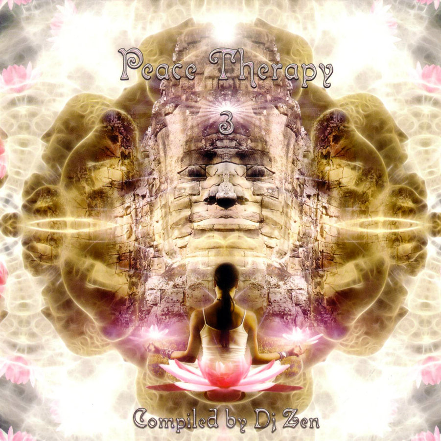 Aquascape - Vacuum Fields @ 'Peace Therapy Vol.3' album (electronic, ambient)