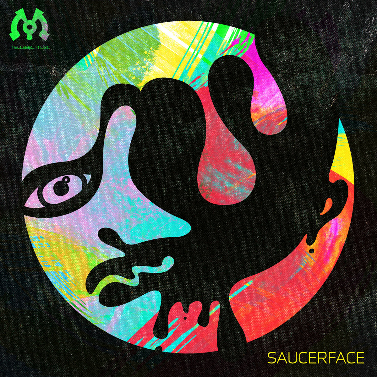 Fresh Young Minds - Paper Primate (Mochipet Remix) @ 'Various Artists - Saucerface' album (electronic, dubstep)