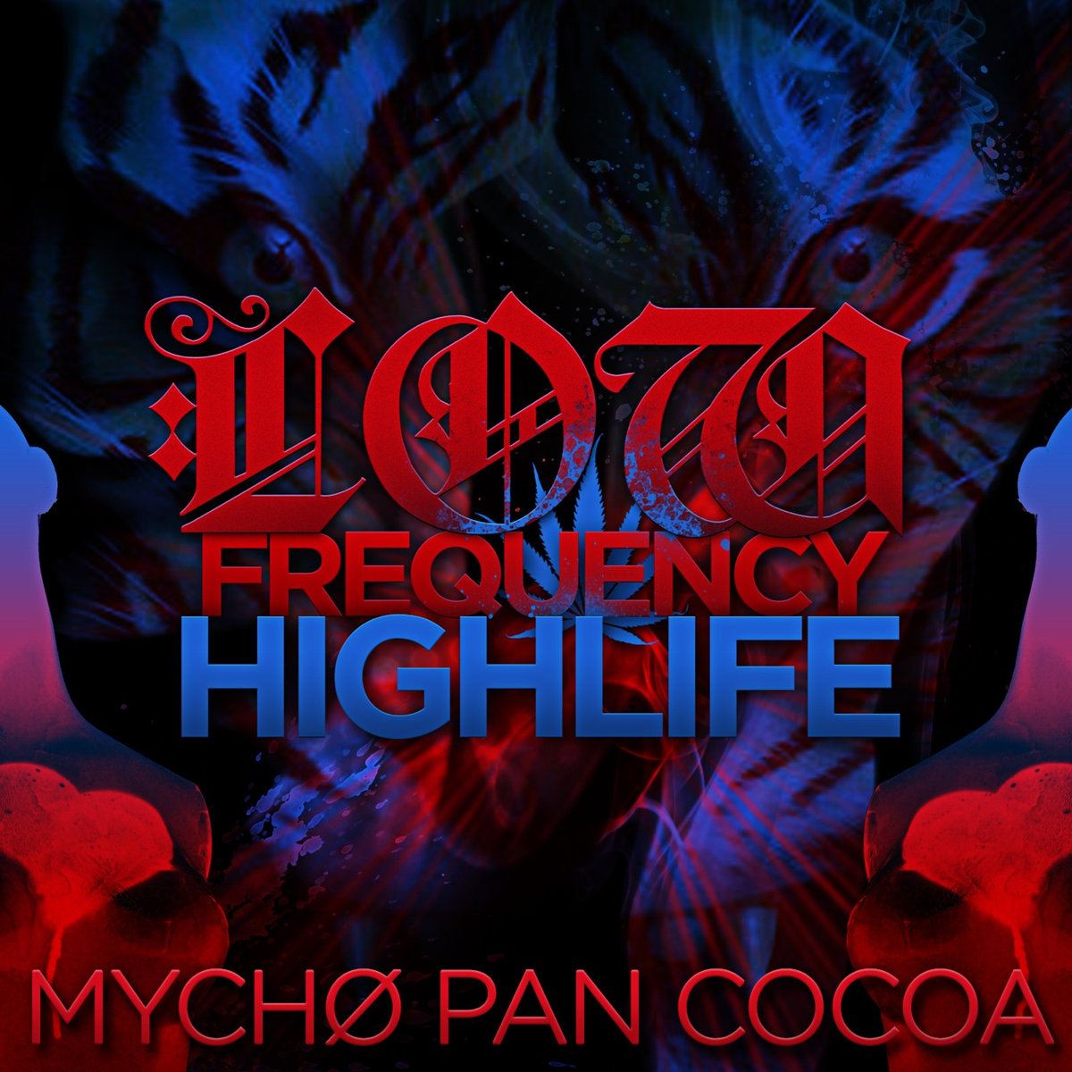 Mycho Pan Cocoa - West Coast Nitrous Circus (Zeno Remix) @ 'Low Frequency High Life' album (electronic, dubstep)