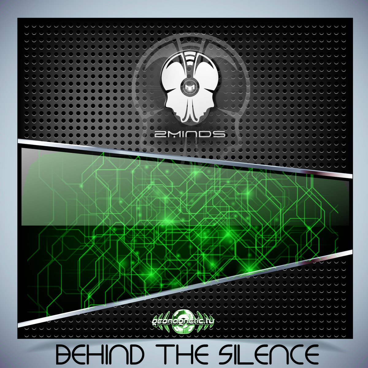 2Minds - Behind the Silence (artwork)