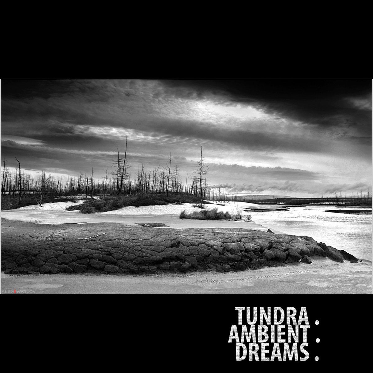 Oleg Bobkov - Time after Time @ 'Ellipsis - Tundra.Ambient.Dreams.' album (electronic, ambient)