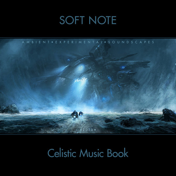 Soft Note - Celistic: Music Book