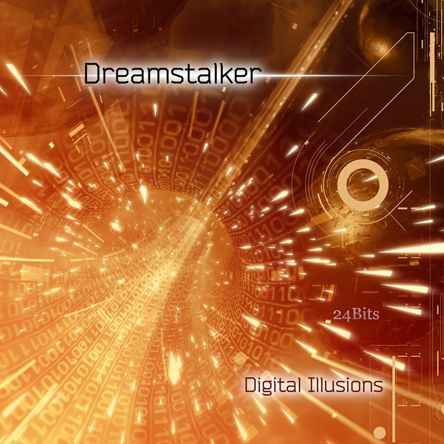 Dreamstalker - Endless Time @ 'Digital Illusions' album (dream stalker - fractal failure, dreamstalker)