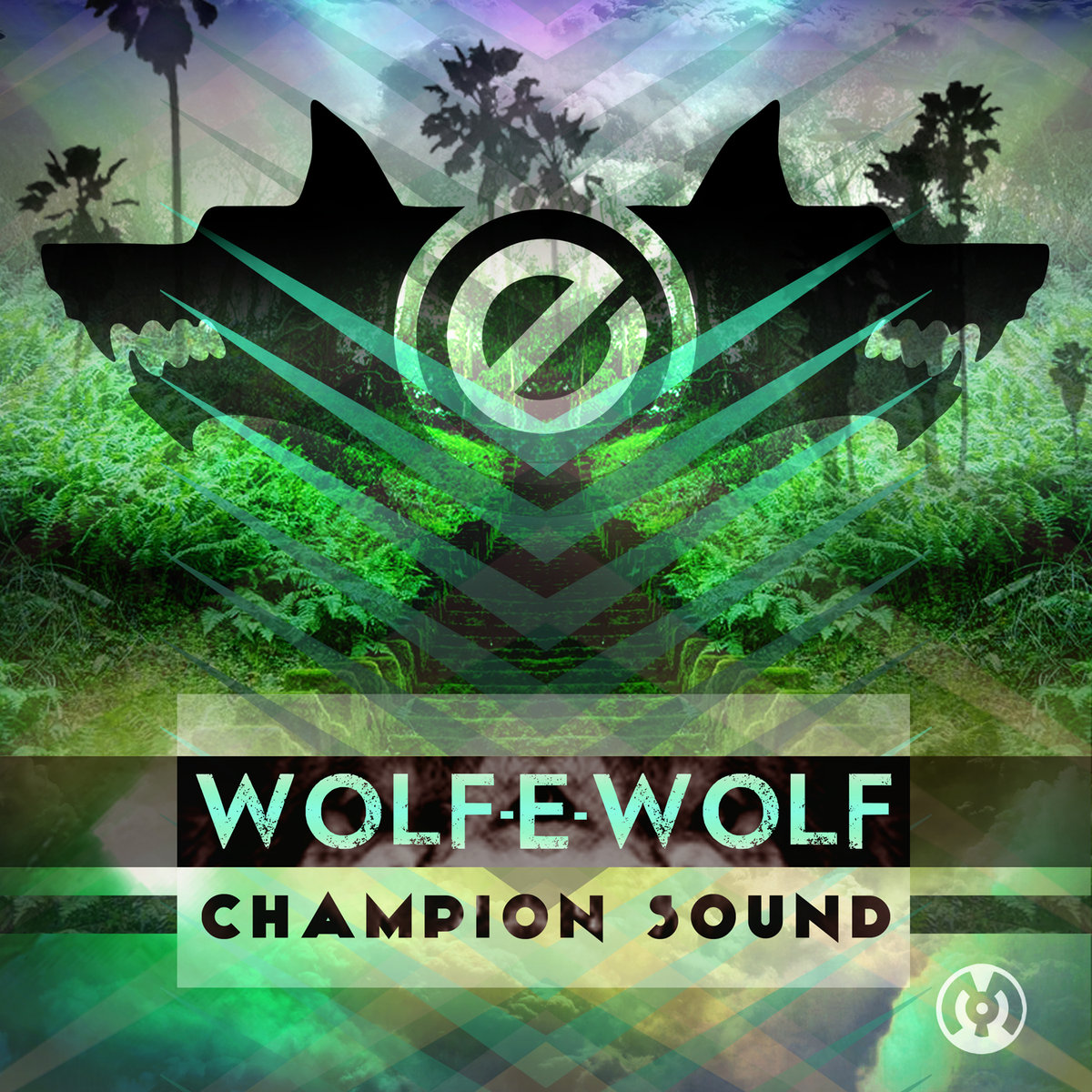 Wolf-e-Wolf - Skunk Trunk @ 'Champion Sound' album (electronic, dubstep)
